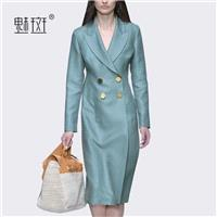 Casual Slimming Curvy Dress Suit Coat - Bonny YZOZO Boutique Store
