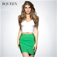 New skirts after Candy-colored zipper elastic hip skirts skirts H050 - Bonny YZOZO Boutique Store