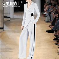 Vogue Attractive Trendy Outfit Twinset Wide Leg Pant Suit Coat - Bonny YZOZO Boutique Store