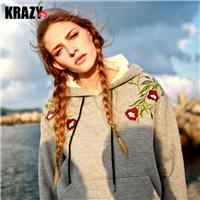 Ethnic Style Embroidery Pocket Hoodie Hat - Bonny YZOZO Boutique Store
